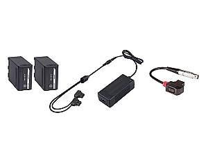 SWIT LB-CA50-Kit 2 Battery Kit for Canon C200/C300Mark II