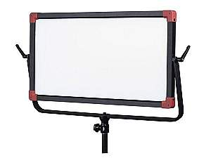 SWIT PL-E90S 25.5 inch x 15.8 inch Bi-Color Smd Panel Led Light with V-Mount Battery Plate