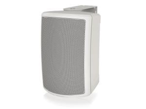 Tannoy AMS 5ICT-WH LZ 5 inch ICT Surface-Mount Low Impedance Loudspeaker for Installation Applications (White)/Pair
