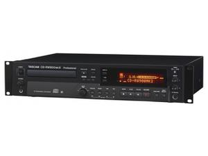 TASCAM CD-RW900mkII Professional CD Recorder/Player with Proprietary TEAC Tray-Loading Transport
