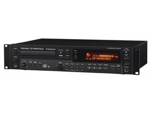 TASCAM CD-RW901mkII Professional CD Recorder/Player with MP3 Playback