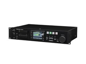 TASCAM HS-20 Two-channel Solid-State Recorder/Player for Network Applications