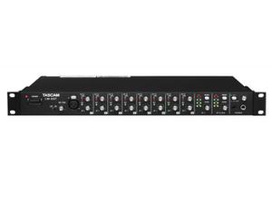 TASCAM LM-8ST 1-Space Rackmountable Line Mixer