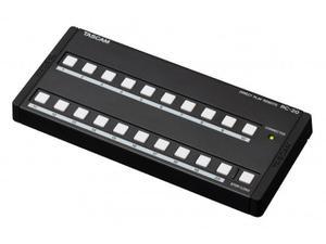 TASCAM RC-20 20-Button Flash Start for CD-500/CD-500B