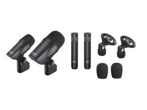 TASCAM TM-DRUMS Four-Microphone Kit for Drum Recording/50Hz -15000Hz
