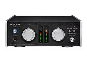 TASCAM UH-7000 4-channel USB Audio Interface/Mic Preamp with HDIA Preamps