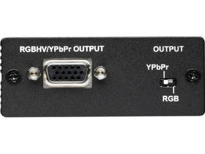 TV One 1T-FC-425 DVI-D to RGBHV or Component YPbPr Video Converter