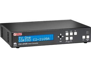 TV One C2-2105A DVI/RGB/VGA/YPbPr to Composite/S-video/SD-HD/SDI Down Converter with Genlock
