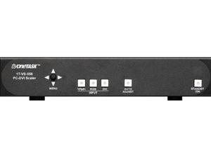 TV One 1T-VS-558 DVI/HD-15/Component Video Cross Converter/Scaler