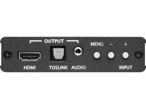 TV One 1T-VS-622 Composite/S-Video and Audio to HDMI Converter/Scaler