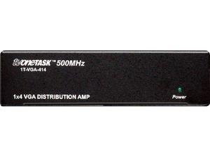 TV One 1T-VGA-414 1x4 RGB/YPbPr VGA Distribution Amplifier
