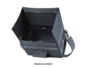 TVlogic CBH-074 Carry Bag with Hood for LVM-075A 7 inch Monitor