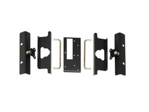 TVlogic RMK-74-D Rack Mount Kit for LVM-070C/074W/075A and SRM-074W Monitors (Dual)