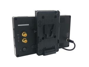 TVlogic V-Mount-F7H V-Mount Battery Bracket For F-7H (Idx V-Mount Plate)