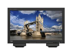 TVlogic XVM-325W 32 inch 1920x1080 LCD Monitor with Embedded Audio Level Meter/Internal Speaker