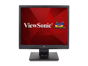 ViewSonic VA708A 17 inch 1280x1024 resolution LED monitor with sRGB Color Correction Technology/VGA inputs