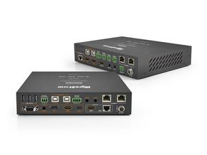 WyreStorm EX-SW-0401-H2-PRO 4 2 Input HDBaseT Switching Extender with USB2.0 and Relay Triggering