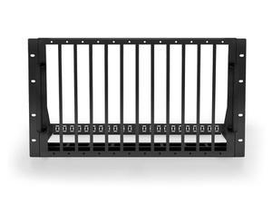 WyreStorm NHD-000-RACK4 6U/12 Slot Rack Mount for NetworkHD 100/200/400 Series