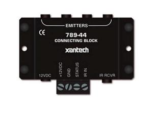 Xantech 78944 Connecting Block With Control Out Status