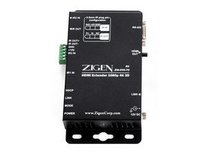 Zigen ZIG-HVX-70-R-b HDMI/HDbaseT Extender (Receiver) over single CAT5a/6/7 - 70m