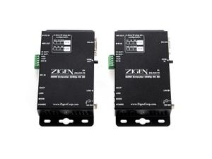 Zigen ZIG-HVX-70-b HDMI/HDbaseT Extender (Transmitter/Receiver) Kit over single CAT5a/6/7 - 70m